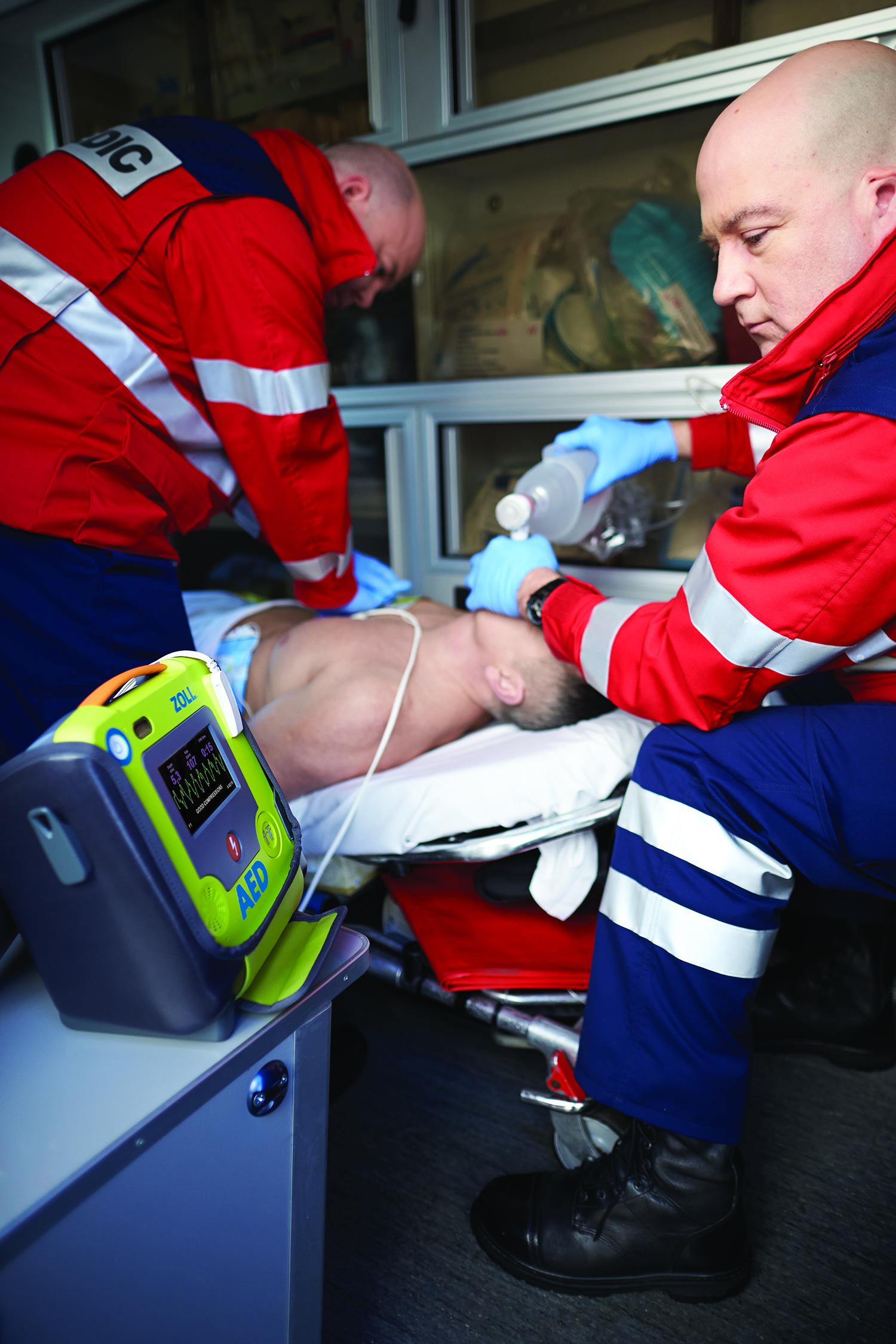 AED3 BLS Image Bild 2